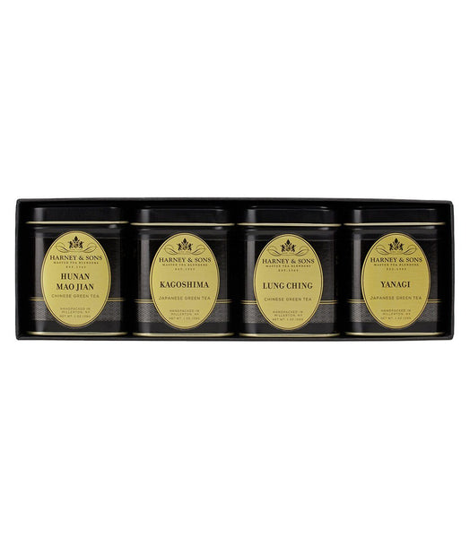 Harney & Sons Sampler - Green Loose Teas