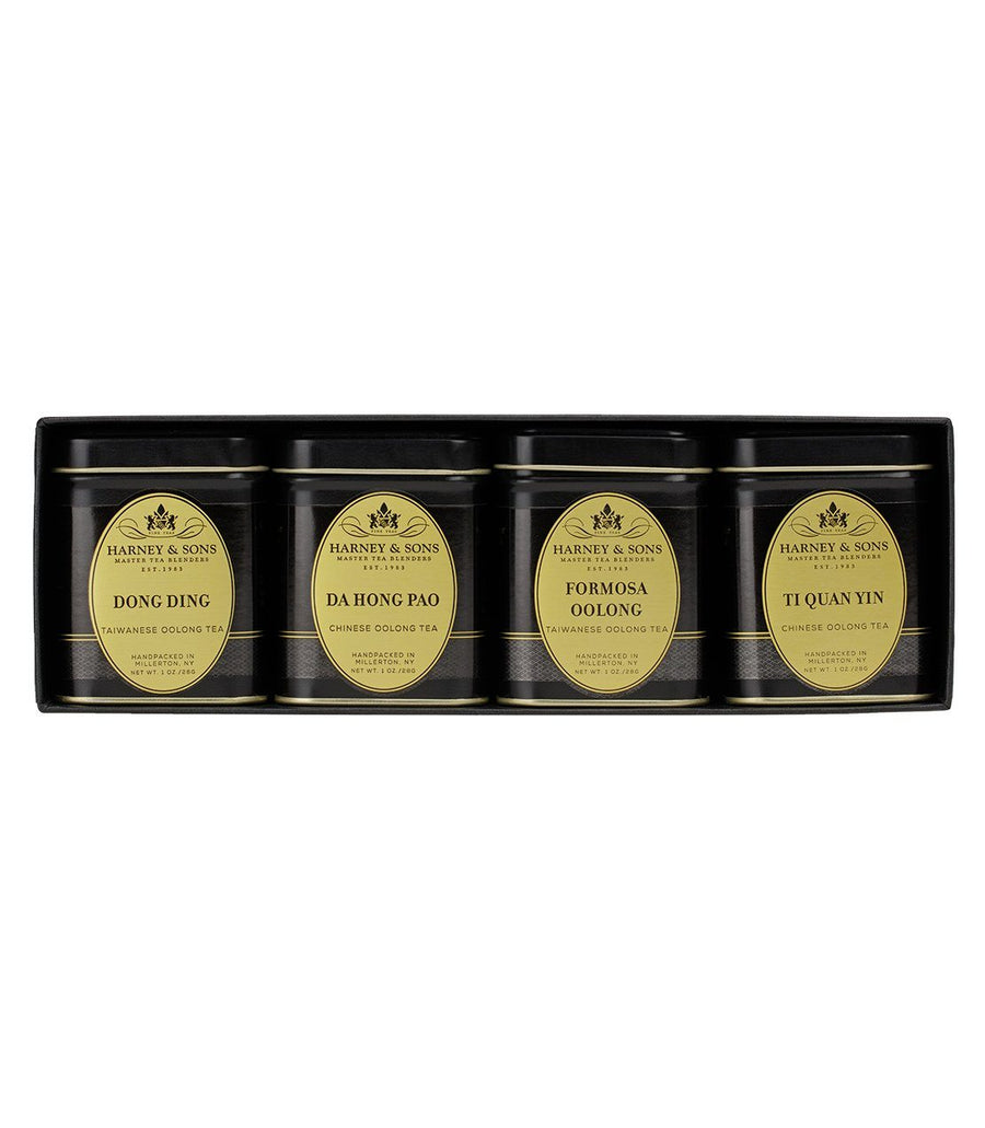 Harney & Sons Sampler - Oolong Loose Teas -   - Harney & Sons Fine Teas