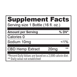 Focus Case of 12 - Yerba Mate, Yaupon & Mint - 20 MG CBD -   - Harney & Sons Fine Teas