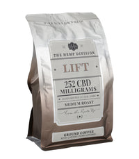 THD Lift Ground Coffee -   - Harney & Sons Fine Teas