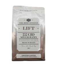 THD Lift Ground Coffee - 12 oz. Bag  - Harney & Sons Fine Teas