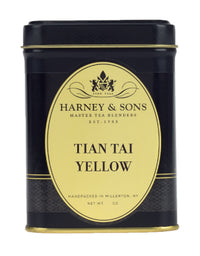 Tian Tai Yellow - Loose 2 oz. Tin - Harney & Sons Fine Teas