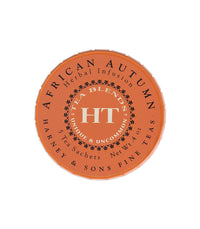 African Autumn - Sachets Tagalong Tin of 5 Sachets - Harney & Sons Fine Teas