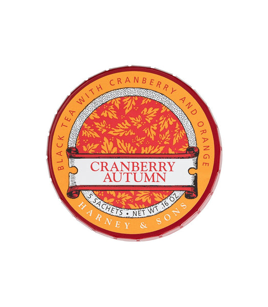 Cranberry Autumn, Tagalong Tin of 5 Sachets
