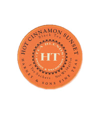 Hot Cinnamon Spice - Sachets Tagalong Tin of 5 Sachets - Harney & Sons Fine Teas