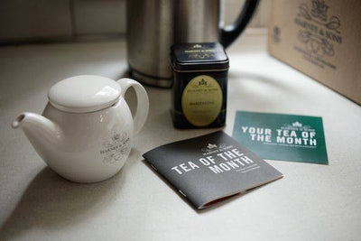 Tea of the Month, Premium Loose Tea