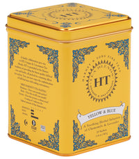 Yellow & Blue - Sachets HT Tin of 20 Sachets - Harney & Sons Fine Teas