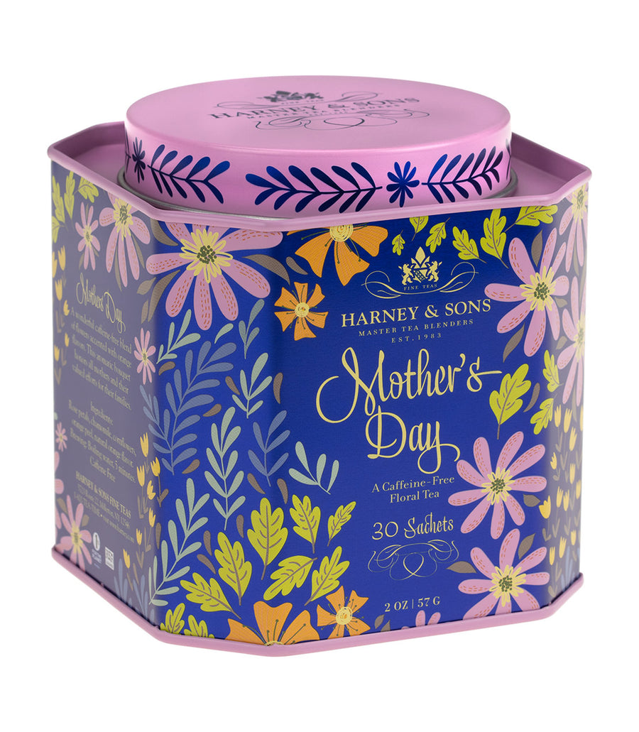 Mother's Day - Tin of 30 Sachets -   - Harney & Sons Fine Teas