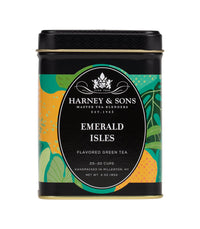 Emerald Isles - Loose 3 oz. Tin - Harney & Sons Fine Teas