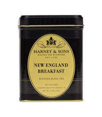 New England Breakfast - Loose 4 oz. Tin - Harney & Sons Fine Teas