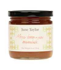 June Taylor Preserves - Meyer Lemon & Yuzu  - Harney & Sons Fine Teas