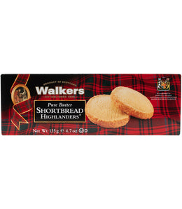Walkers Shortbread (Assorted Flavors) - Classic Shortbread Fingers  - Harney & Sons Fine Teas