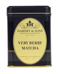 Very Berry Matcha - Loose 4 oz. Tin - Harney & Sons Fine Teas