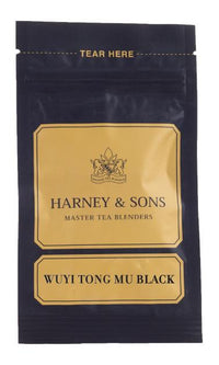 Wuyi Tong Mu Black - Loose Sample - Harney & Sons Fine Teas