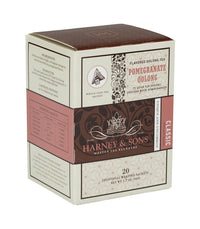 Pomegranate Oolong - Sachets Box of 20 Individually Wrapped Sachets - Harney & Sons Fine Teas