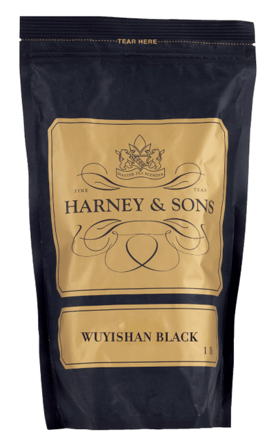 Wuyishan Black - Loose 1 lb. Bag - Harney & Sons Fine Teas