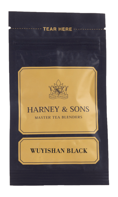 Wuyishan Black - Loose Sample - Harney & Sons Fine Teas