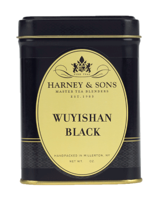 Wuyishan Black - Loose 2 oz. Tin - Harney & Sons Fine Teas