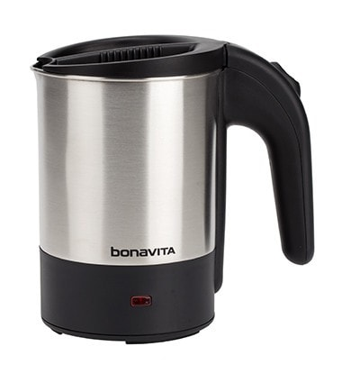 Bonavita Dual Voltage Electric Travel Kettle 0.5L