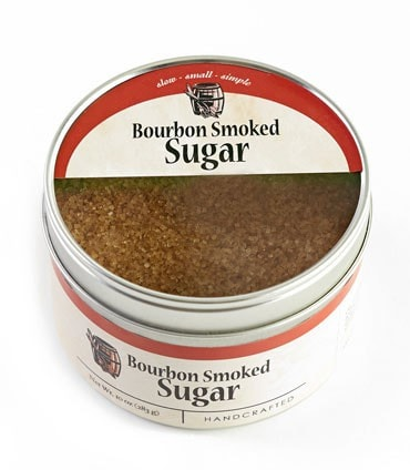 Bourbon Barrel Foods – Bourbon Smoked Sugar
