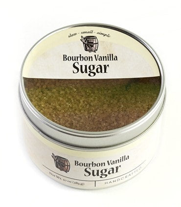 Bourbon Barrel Foods – Bourbon Vanilla Sugar