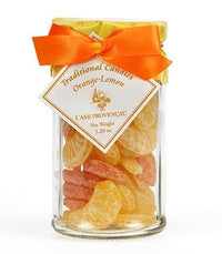 L'Ami Provençal Traditional Candy (Assorted Flavors) - Orange-Lemon  - Harney & Sons Fine Teas