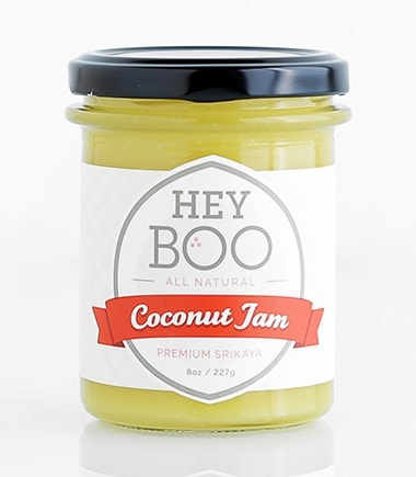Hey Boo – Coconut Jam