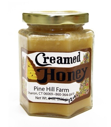 Pine Hill Farm Creamed Honey