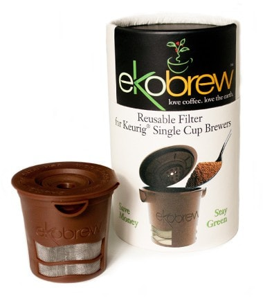 EkoBrew Reusable Filter for Keurig® Single Cup Brewers