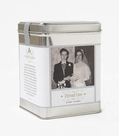Eternal Love, Tin of 20 Sachets