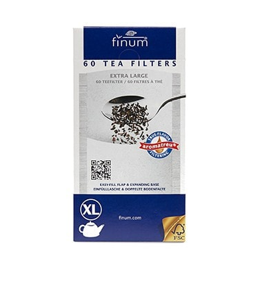 Finum Paper Filters -– Extra Large