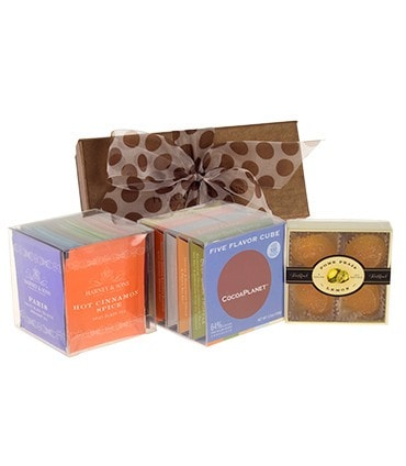 Harney & Sons Array of Tea & Treats Gift