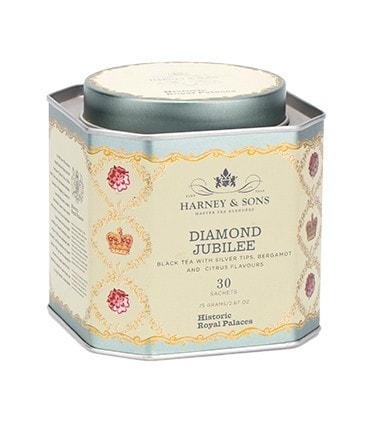Diamond Jubilee, HRP Tin of 30 Sachets