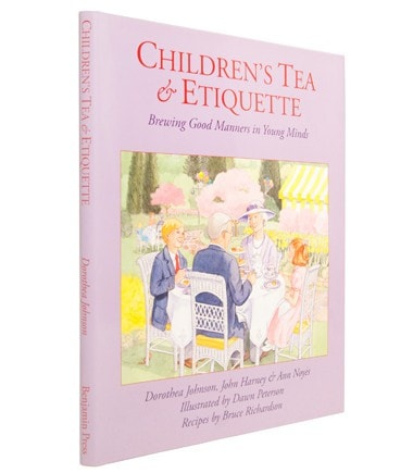 Children's Tea & Etiquette – Dorothea Johnson, John Harney & Ann Noyes