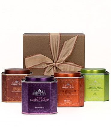 Four Teas Gift –- Historic Royal Palaces Collection