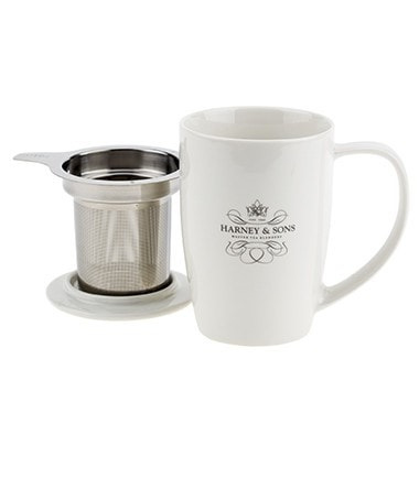Harney & Sons Mug with Infuser