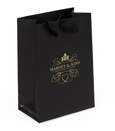 Harney & Sons Shopping Bag –- Small