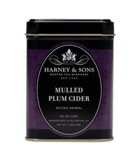 Mulled Plum Cider - Loose 4 oz. Tin - Harney & Sons Fine Teas