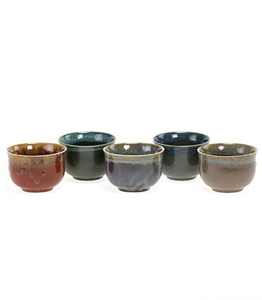 Japanese Ceramic Cup Set