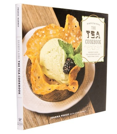 The Tea Cookbook – Joanna Pruess & John Harney