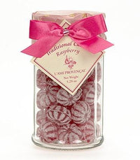 L'Ami Provençal Traditional Candy (Assorted Flavors) - Raspberry  - Harney & Sons Fine Teas
