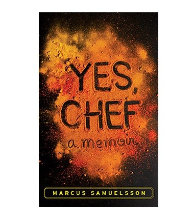 Yes, Chef – Marcus Samuelsson -   - Harney & Sons Fine Teas