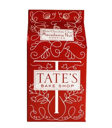 Tate's Bake Shop – White Chocolate Macadamia Nut Cookies