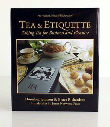 Tea & Etiquette – Dorothea Johnson & Bruce Richardson
