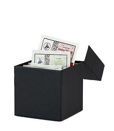 Harney & Sons Sampler– Black Box with Wrapped Tea Sachets