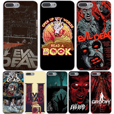 Gorehounds - The Evil Dead iPhone Cover