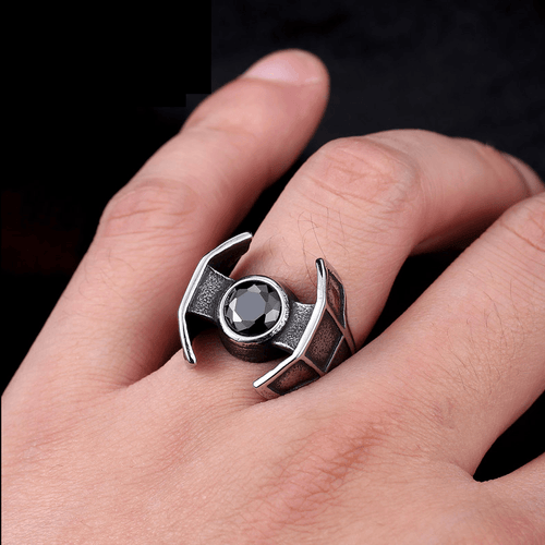 Vader's Tie Fighter Ring