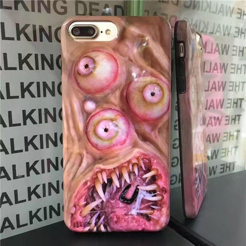 Mutant Zombie iPhone Cover