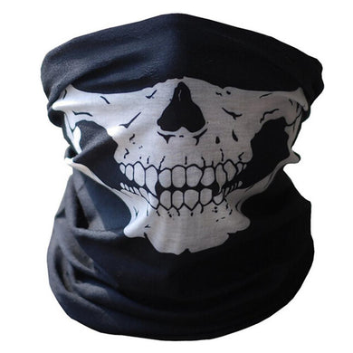 Skull Face Wind Mask