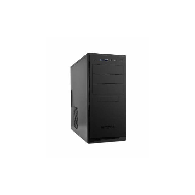 Antec NSK4100 No Power Supply ATX Mid Tower Case (Black)